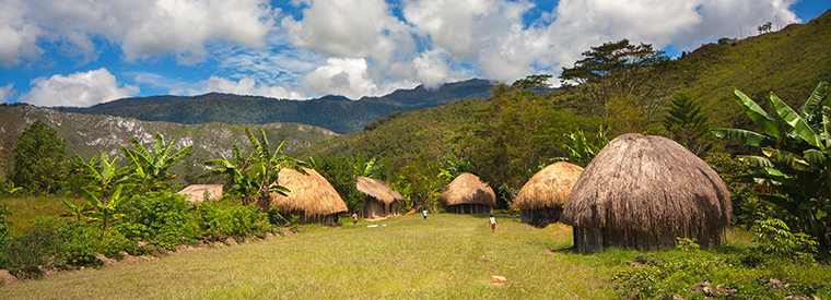 Papua New Guinea hotels